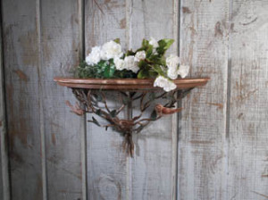 HD70864 Birds and Branches Arch Shelf